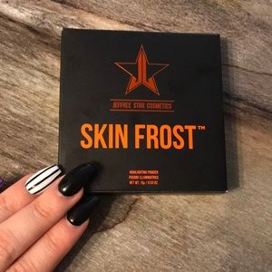 Jeffree Star Cosmetics Myster frost highlights LE
